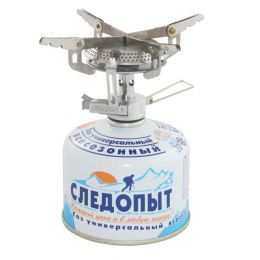 Плита настольная газовая Маленький костерок (Следопыт)