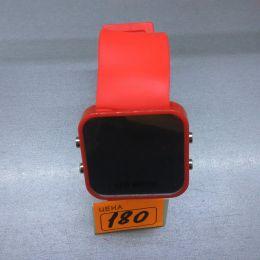 Часы-браслет с зеркальным экраном