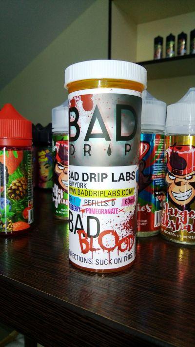 жидкость Bad Drip 60 мл
