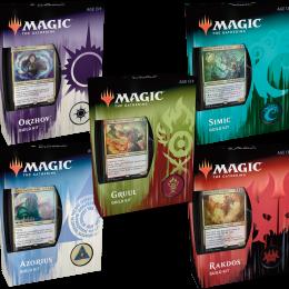 MTG: Выбор Равники. Гильдейский набор (Ravnica Allegiance: Guild kit)
