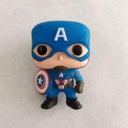 POP фигурка Капитан Америка, 10 см.