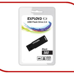 Exployd EX-4GB-560-Black