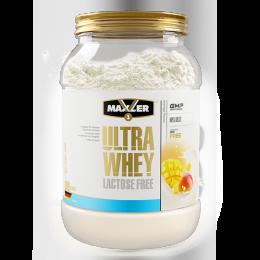 Maxler Ultra whey lactose free 900g Mango flavor