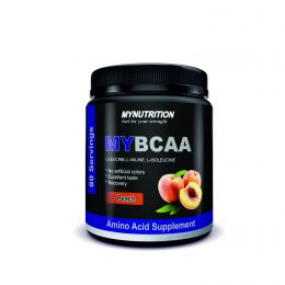MYNUTRITION, BCAA, банка 400гр. Персик