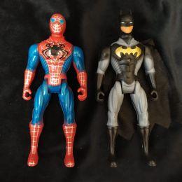 Фигурка Человек паук, Бэтмен 10см