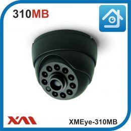 XMEye-310MB (Черный). Муляж купольной камеры видеонаблюдения.