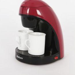 Кофеварка капельная Saturn ST-CM7050 красный