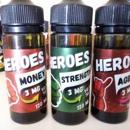 Жидкость Heroes 120ml
