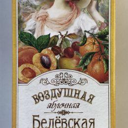 Пастила Фруктовое ассорти: абрикос, апельсин, вишня (3*30г.)