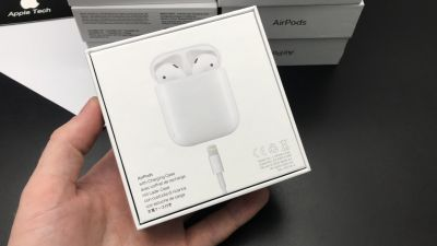 Коробка для AirPods q=A