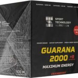 SPORT TECHNOLOGY, Guarana 2000, саше 25мл. Peach