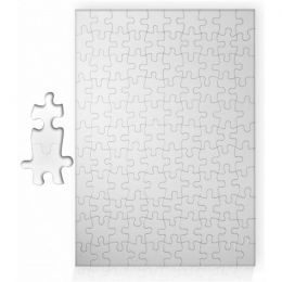 Пазл картонный А4 20х29см (120 элементов)