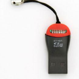 Картридер Okto MicroSD черный