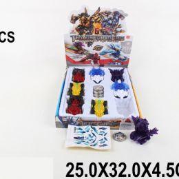 Ігровий набір Скрічер, наклейки, в 8шт боксі 25 * 32 * 4,5 см / 24-2 /
