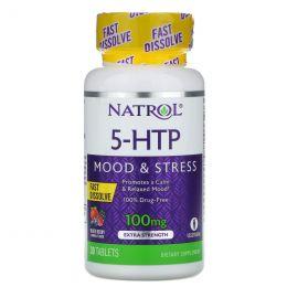 Natrol 5-htp 100 mg 30 tab