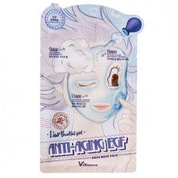 Elizavecca Маска трехступенчатая антивозрастнаяAnti-Aging EGF Aqua Mask Pack