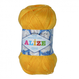 Alize Miss 216, 100% хлопок, 50гр., 280 м.