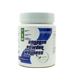 MYNUTRITION, Collagen powder wellness, банка 200гр. Натуральный