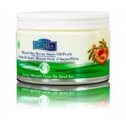 MERSEA Минеральное масло Ши для тела - Арган Mineral shea butter Argana