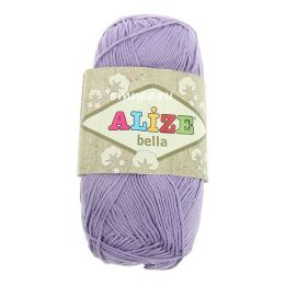 Alize Bella 158, 100% хлопок, 50 г. 180 м.