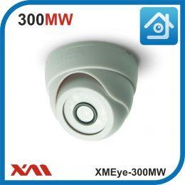 XMEye-300MW (Белый). Муляж купольной камеры видеонаблюдения.