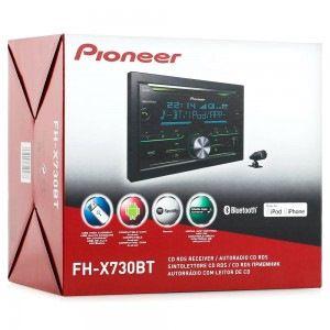 Pioneer FH-X730BT