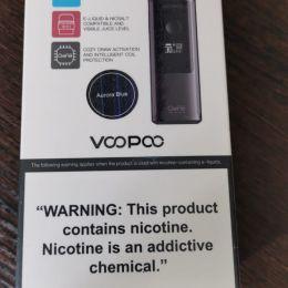 Pod-система Voopoo VINCI AIR 900мАч