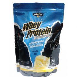 MAXLER Whey protein, дойпак 1кг. Vanilla