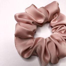 Резинка для волос «Пудрово-розовая»