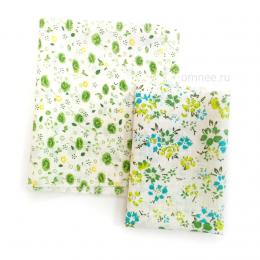 Лоскуты ткани, 100% хлопок, 20/24 см