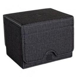 Коробочка Blackfire черная премиум на 100 карт