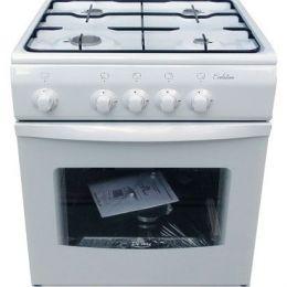 Плита газовая 5040.38г(щ) бел.