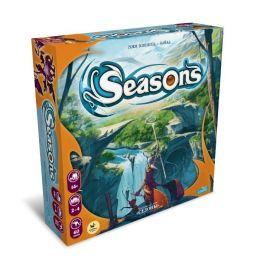 Crowd Games: Сезоны