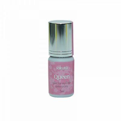 "Клей ""Queen"" (Sakura), 5 мл - 0,5-1,5 сек"