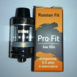"""Бак Russian Fit """"Pro Fit"""" RBA, 22mm, 2ml"""