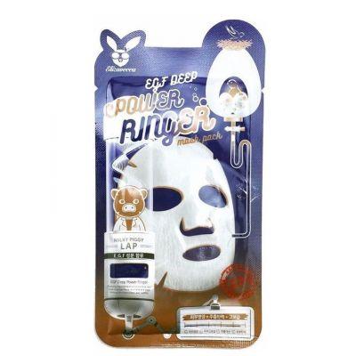 [Elizavecca] Нкан. маска д/лица с Эпидермальным фактор EGF DEEP POWER Ringer mask pack