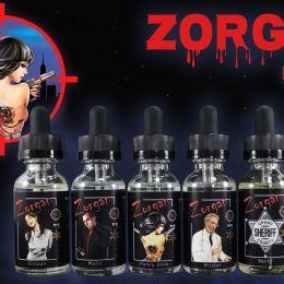 """Жидкость для Э.С. """"Zorgan"""" 30ml"""