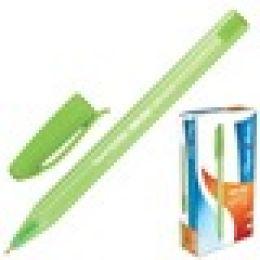 "Ручка шариковая ""InkJoy 100"", светло-зеленая, 1мм, трехгран. S0977350"
