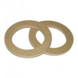 Проставочные кольца 13 см. мдф. Цена за пару