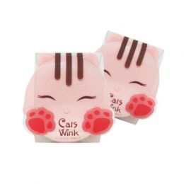 TONY MOLY CATS WINK Компактная пудра для лица. 11г №2