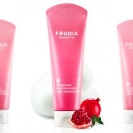 Frudia Pomegranate Nutri-Moisturizing Sticky Cleansing Foam/Фрудиа Питательная пенка-суфле с гранатом