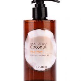 СМ Coconut Гель для душа кокос TOUCH ON BODY Coconut Body Wash 260 мл