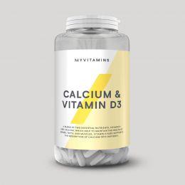MYPROTEIN, Calcium&vitamin d3, 180таб.