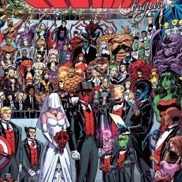 MarvelNow: Дэдпул 5: Свадьба