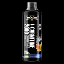 MAXLER, L-Carnitine 2000, бутылка 1000мл. Citrus