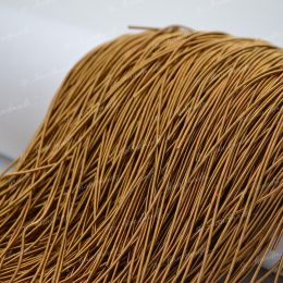 Канитель мягкая Gold (Matte) 1 мм 5 гр (Индия)