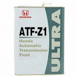 Dexron ATF-Z1 4L (автомат-вариатор) для всех Honda 08266-99904