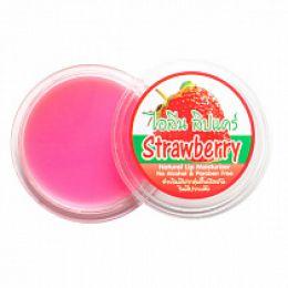 Бальзам для губ Клубника Strawberry. 10 гр.