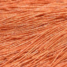"Трунцал, цвет оранжевый ""Orange"", 1 мм, 5 гр (Индия)"