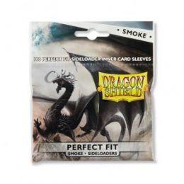 Протекторы Dragon Shield Perfect Fit Sideloaders - Smoke